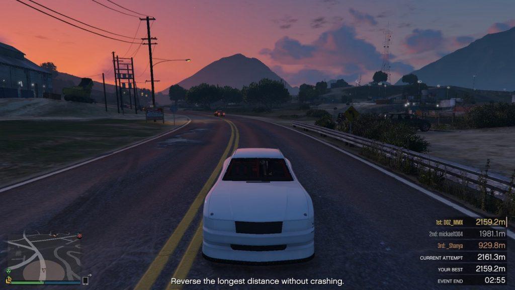 GTA 5 Online NASCAR