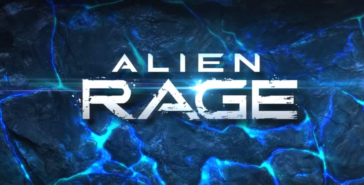 alien rage cover