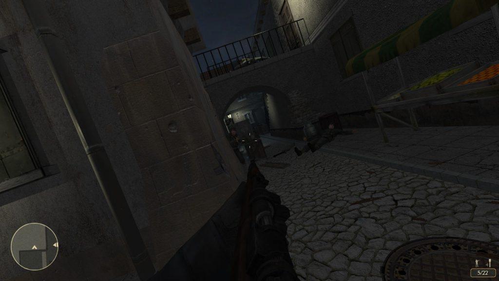 második világháborús FPS: Operation Thunderstorm (screenshot)