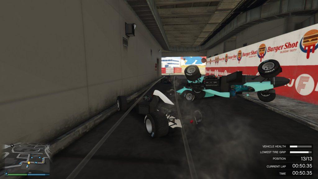 GTA Online formula autók