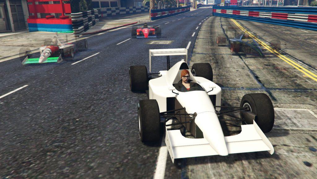 GTA 5 Online rajtrács