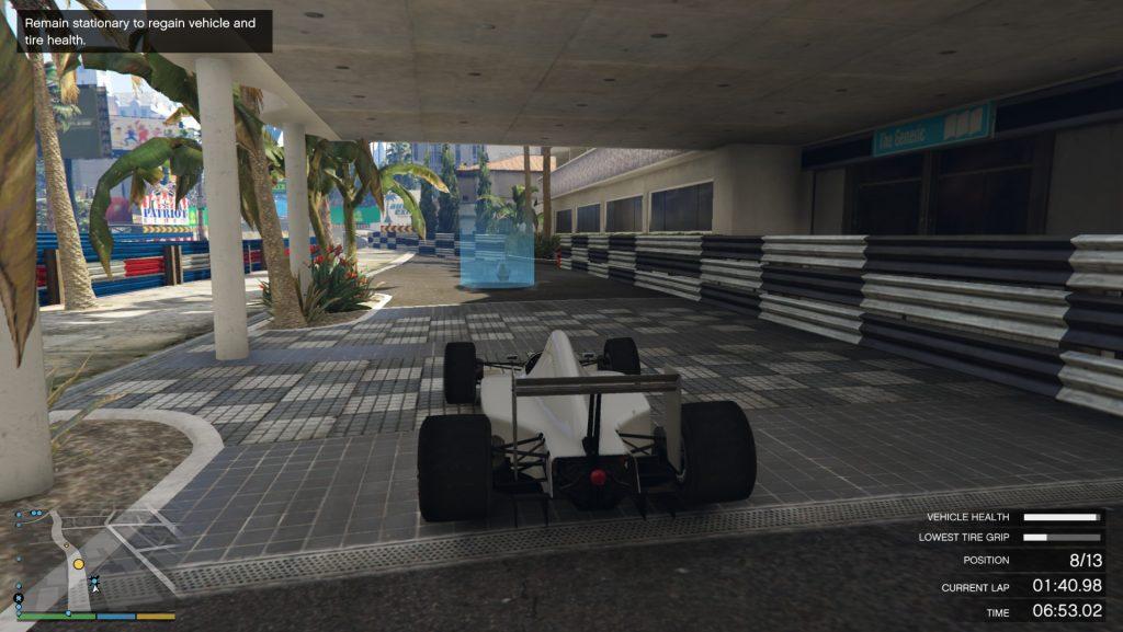 GTA 5 Online formula autók