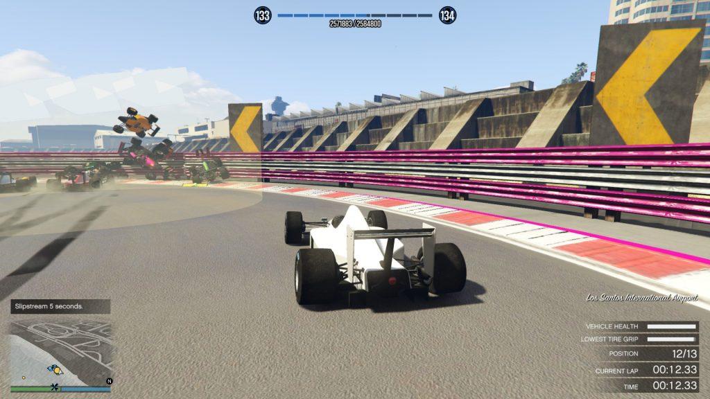 GTA 5 Online baleset