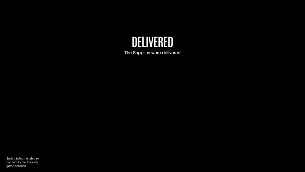 GTA Online beakadt töltőképernyő