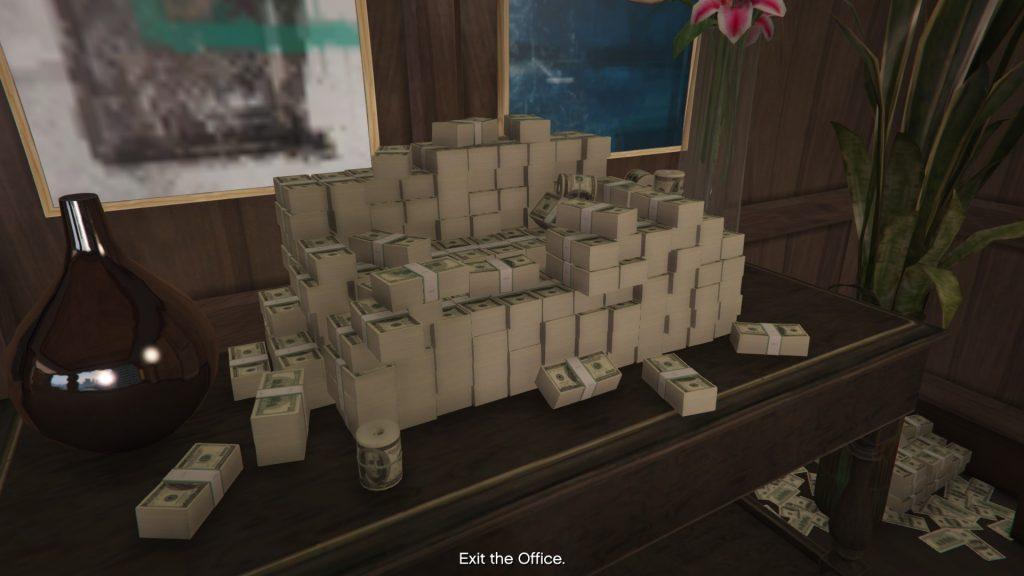 GTA Online pénz