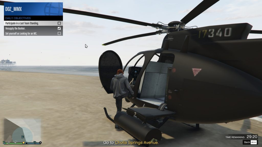 gta online daily objectives