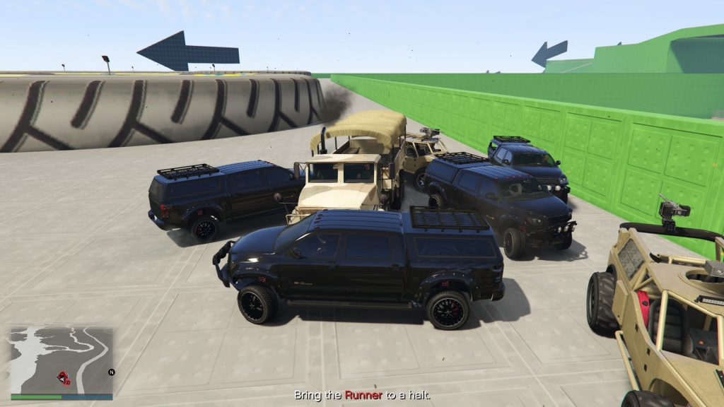 gta 5 online hunting pack