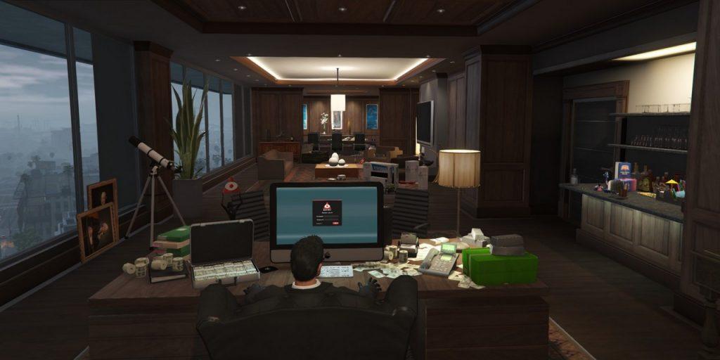 gta online office