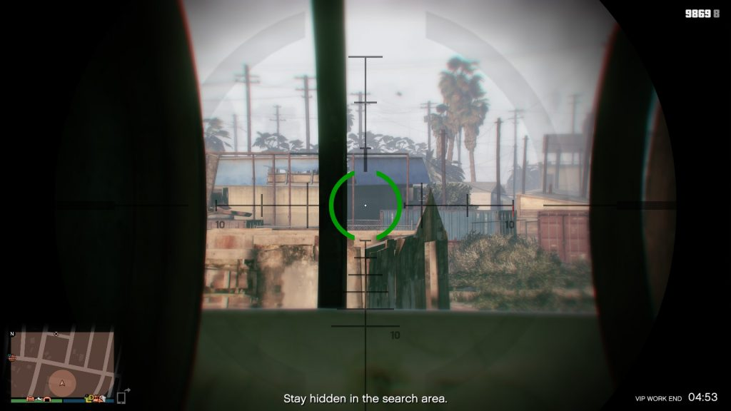 GTA Executive Search sniper