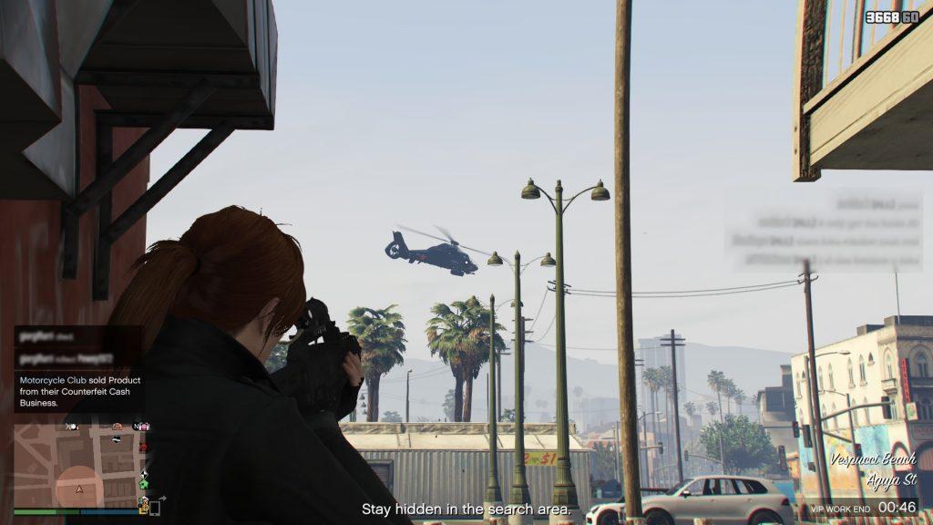 GTA Online Akula