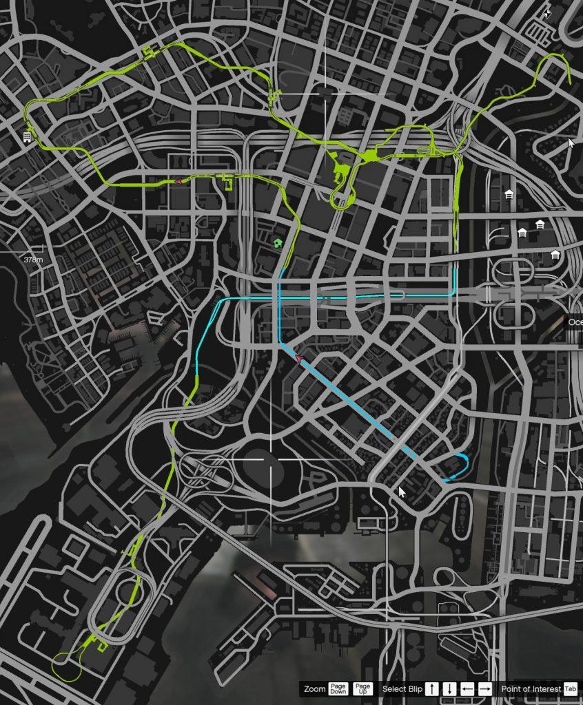 Los Santos földalatti rejtekhelyek