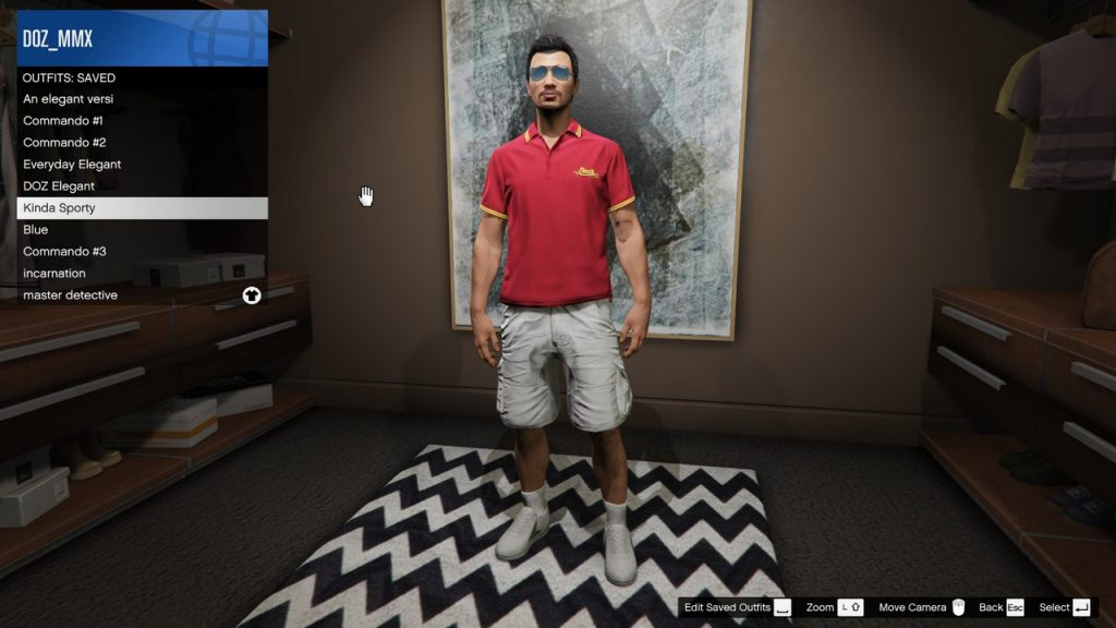 GTA Online outfit