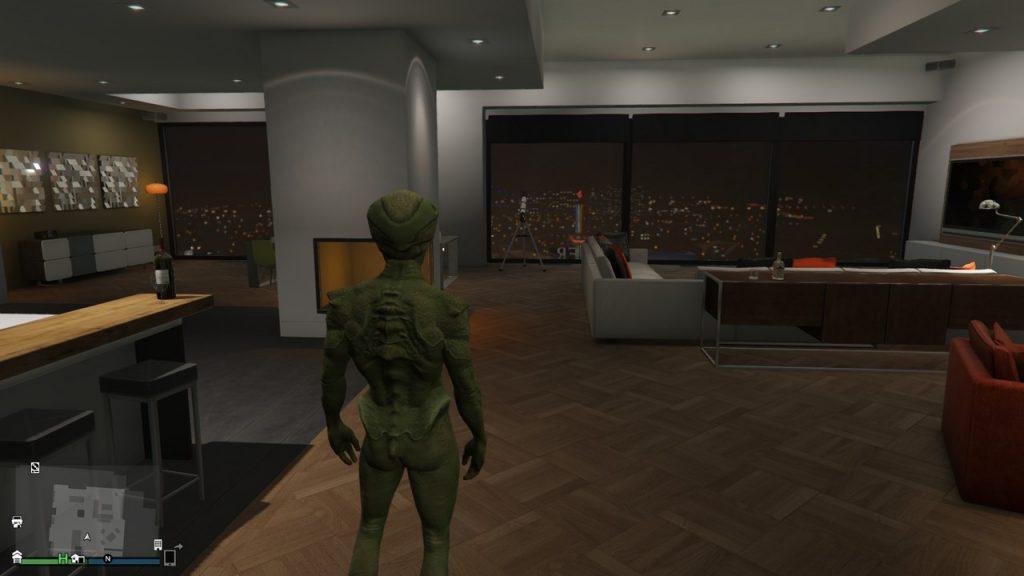 GTA Online alien interloper suit
