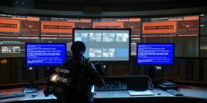 The Division blue screens