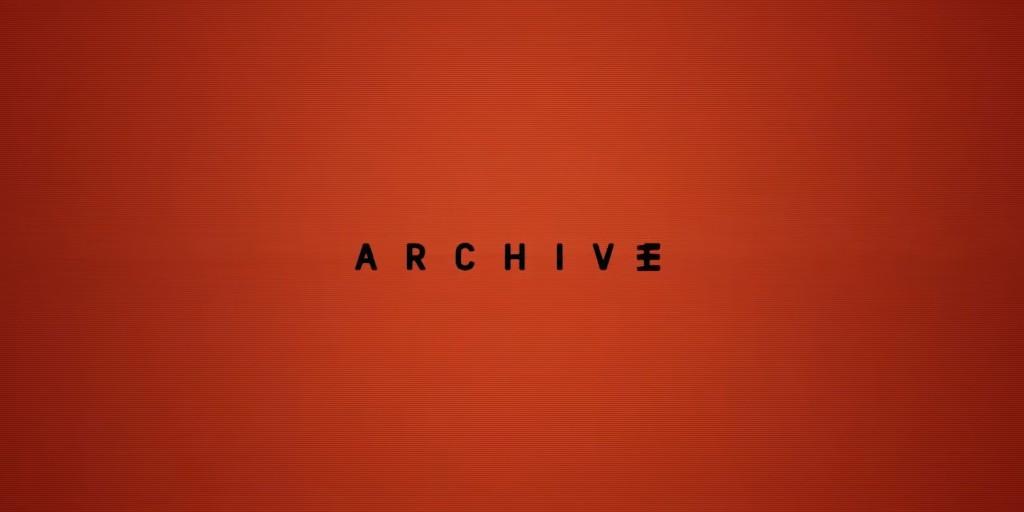 Archive borító
