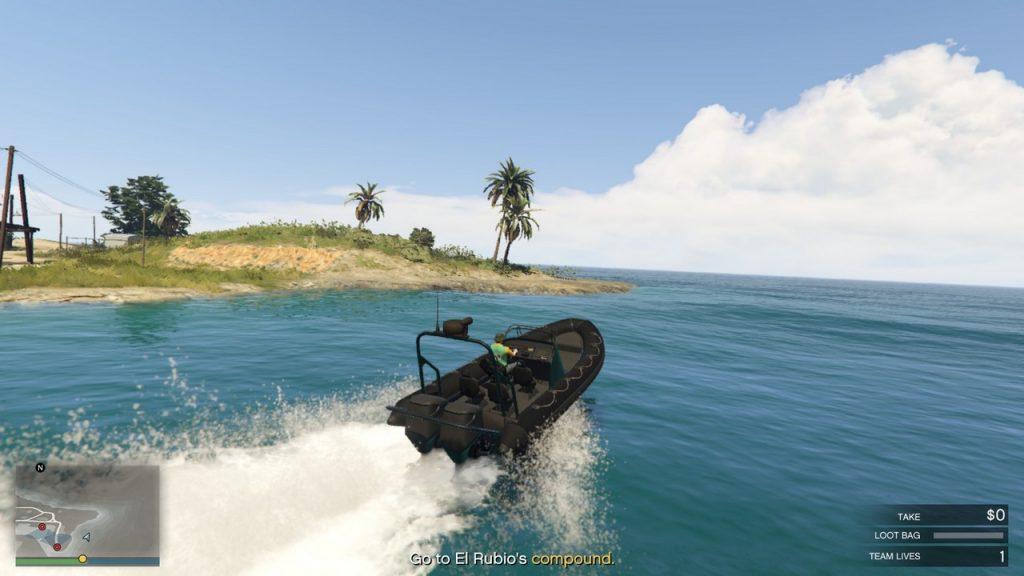 Cayo Perico GTA 5 Online
