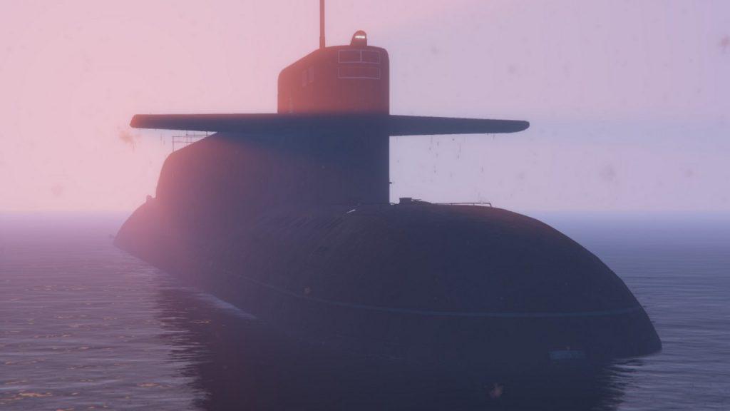 Kosatka tengeralattjáró