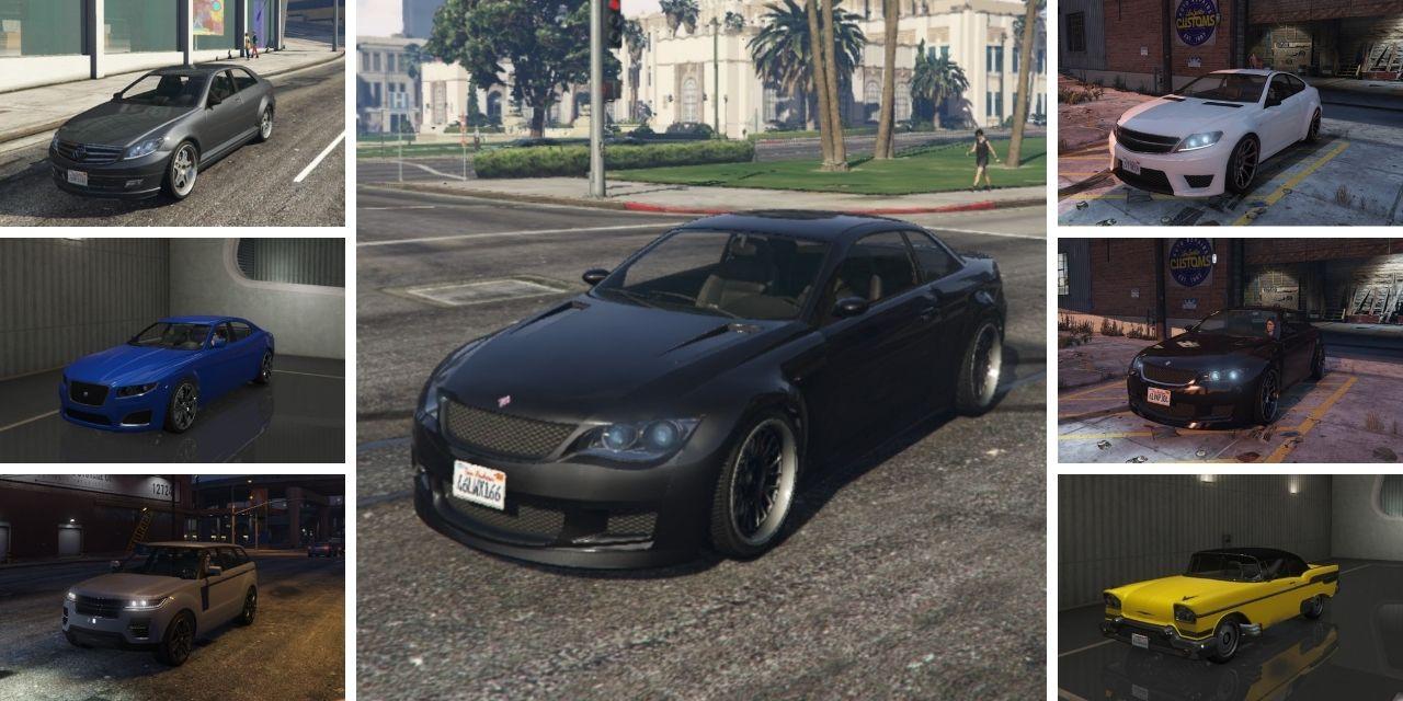 GTA Online NPC autók eladása