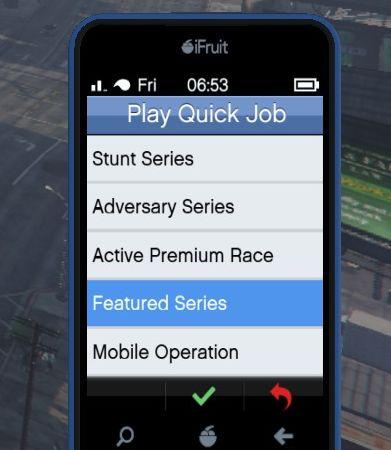 gta online play quick jobs