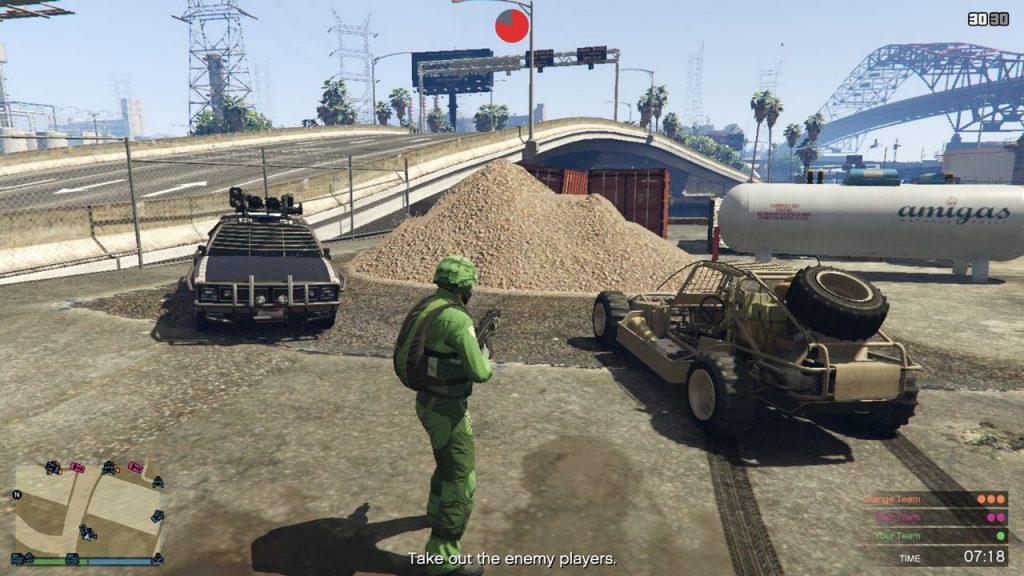 motor wars tampa és buggy
